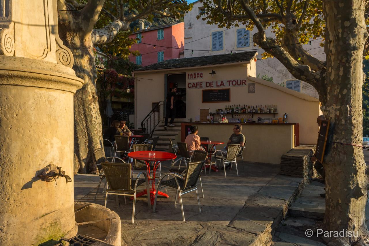 Nonza - Café De La Tour