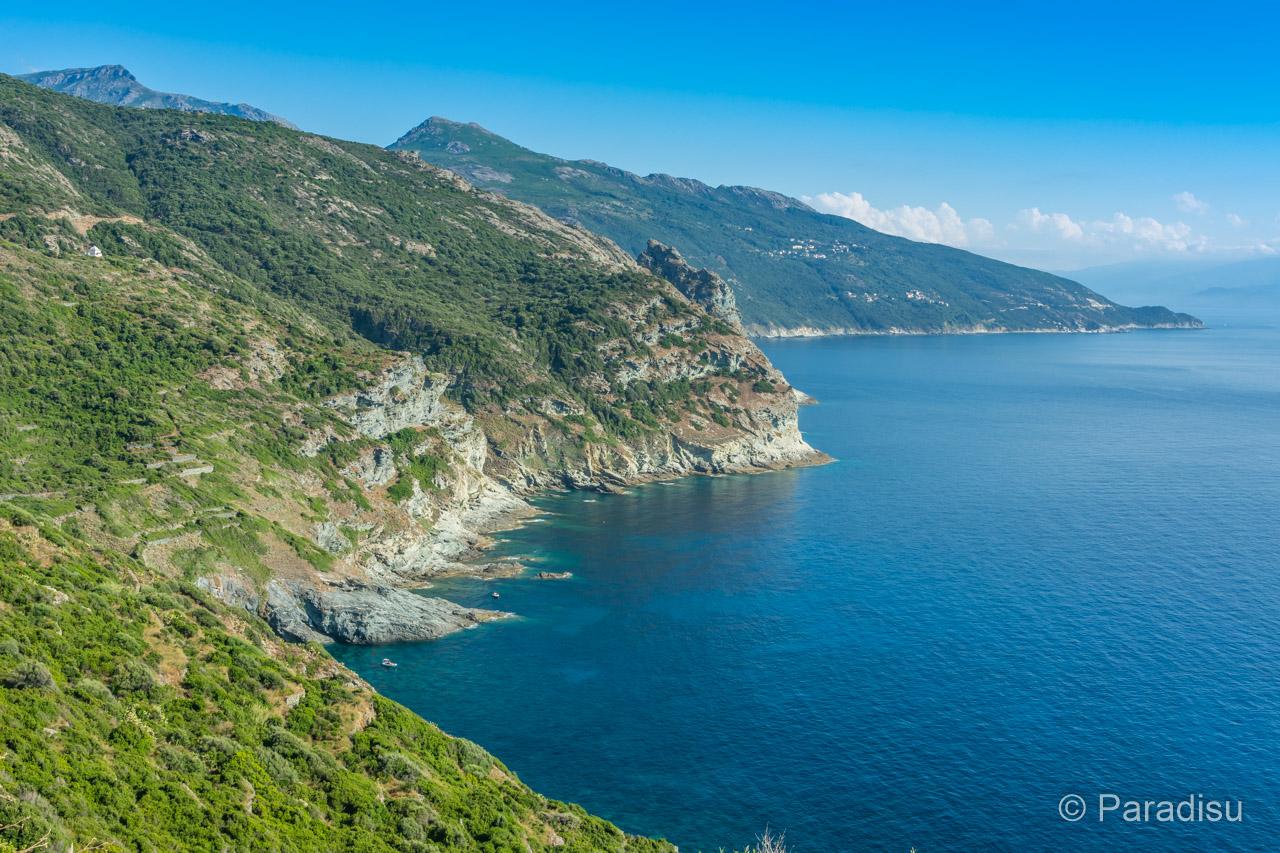 Cap Corse Westküste