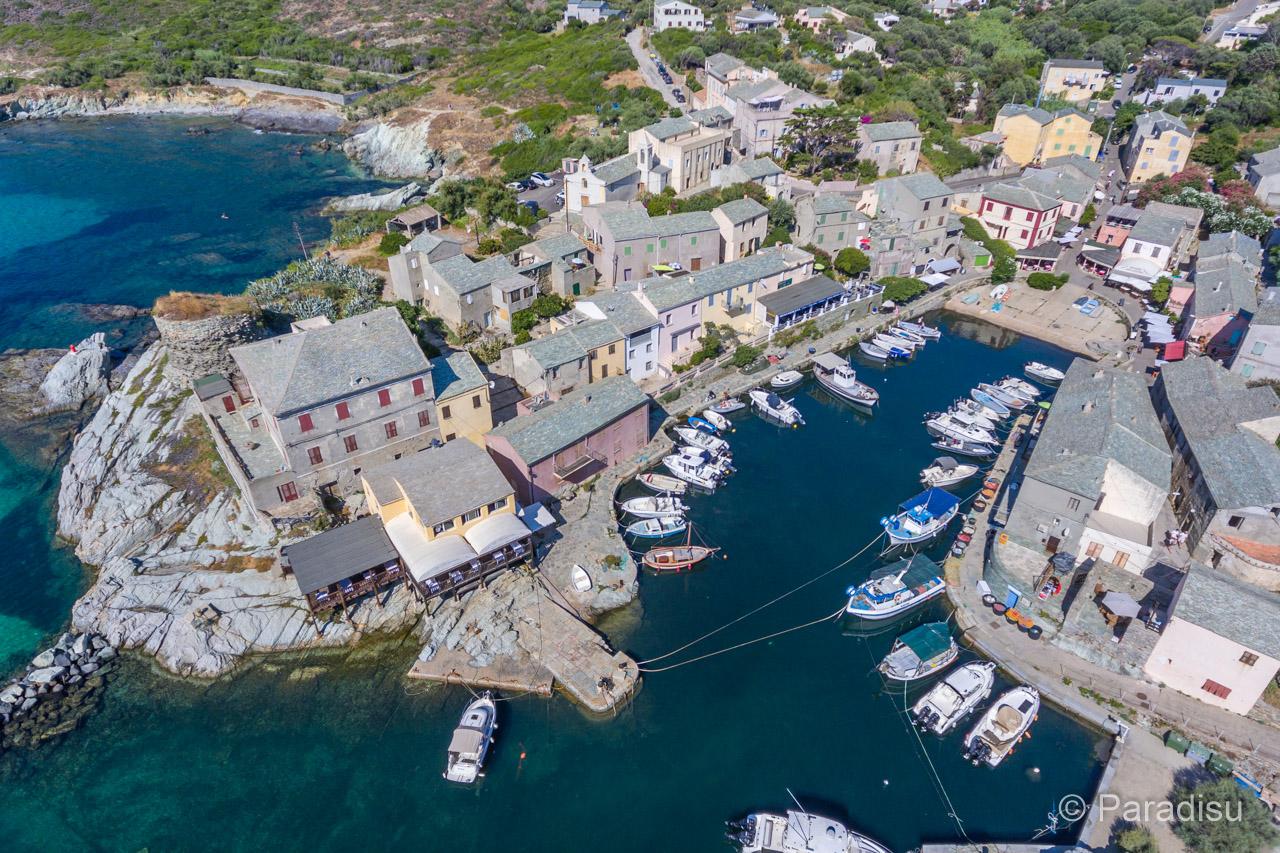 Cap Corse Centuri Port