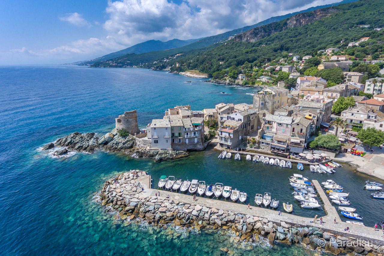 Cap Corse Ostküste