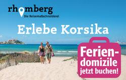 Rhomberg Korsika Reisen