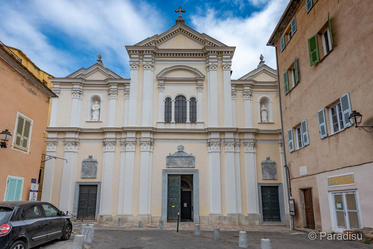 Bastia Cathedrale Sainte-Marie De L Assomption