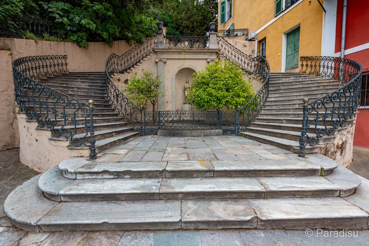 Bastia Descente De La Gabella