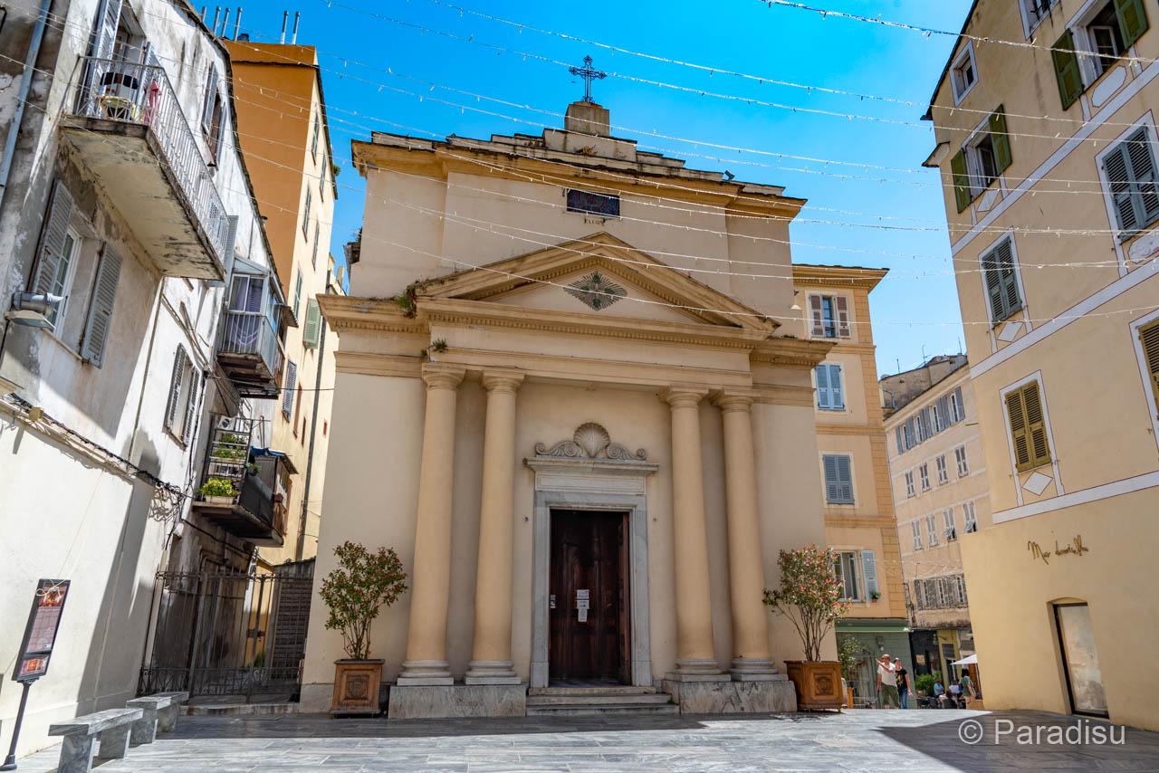 Bastia Oratoire De L Immaculée