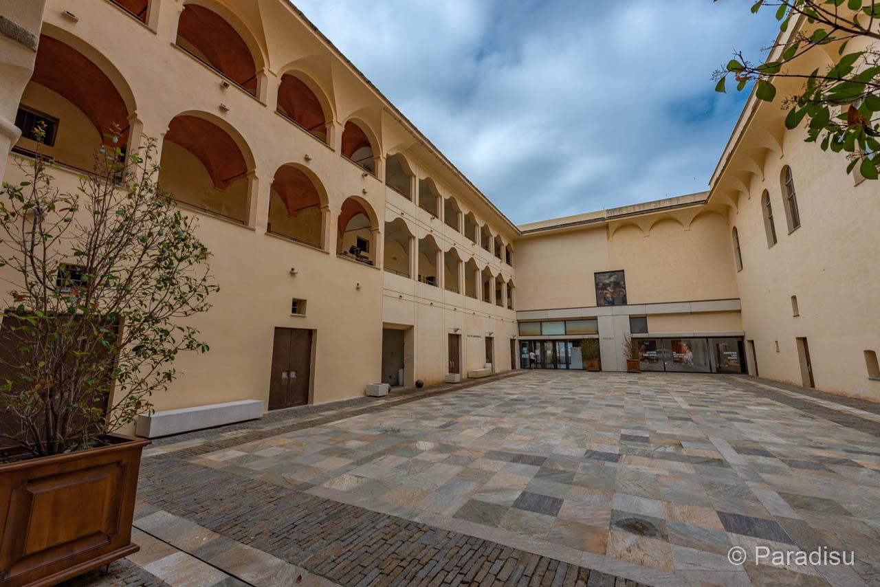 Bastia Palais Des Gouverneurs