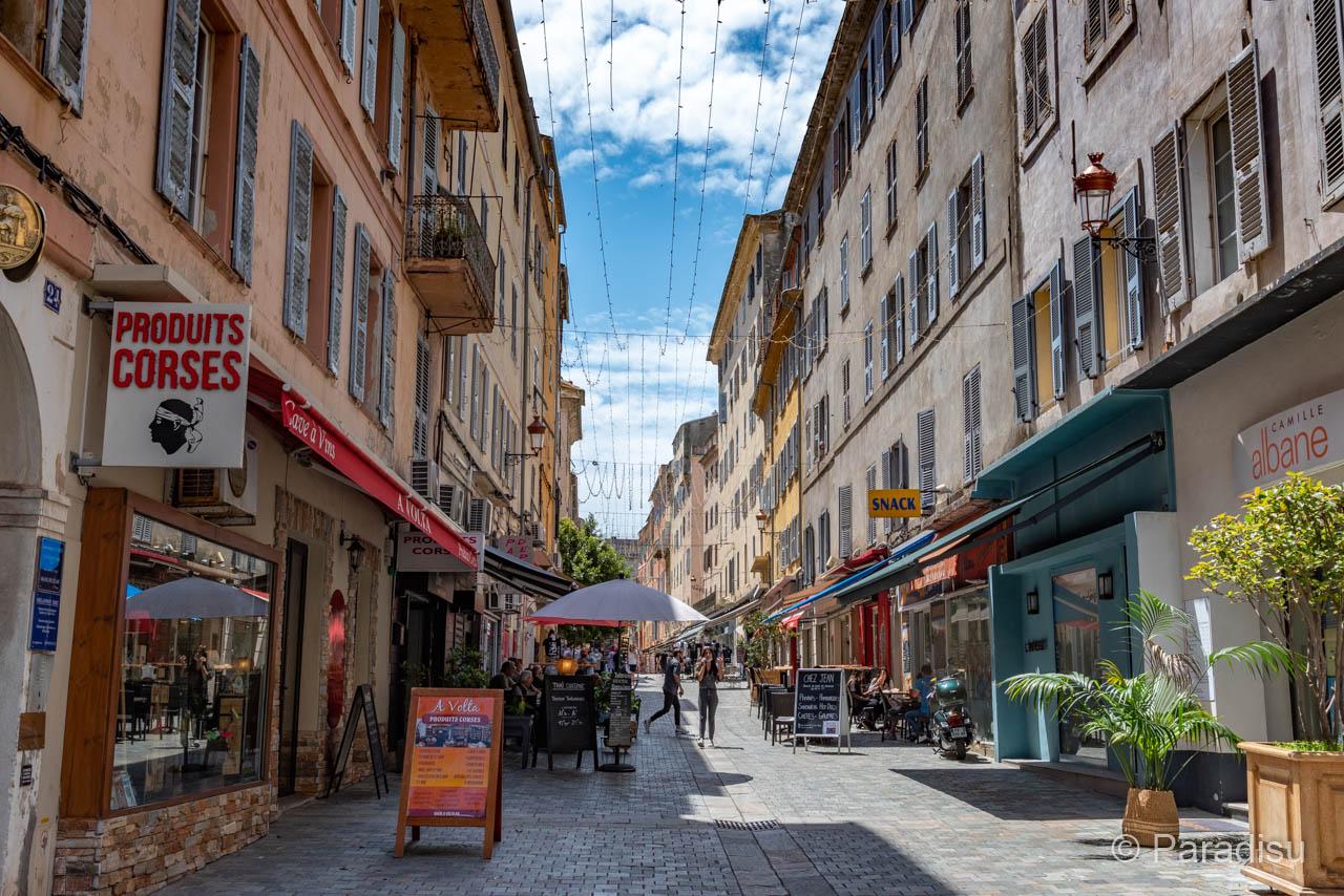 BastiaBastia Rue Napoleon