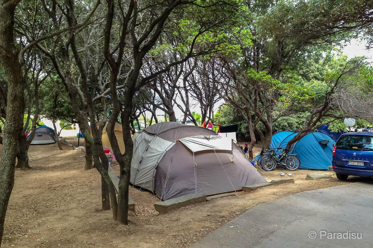 Camping A Stella