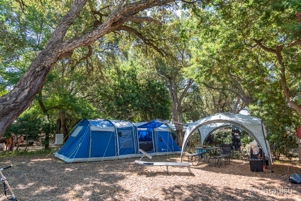 Camping Korsika 16 - Zelt Auf Korsika