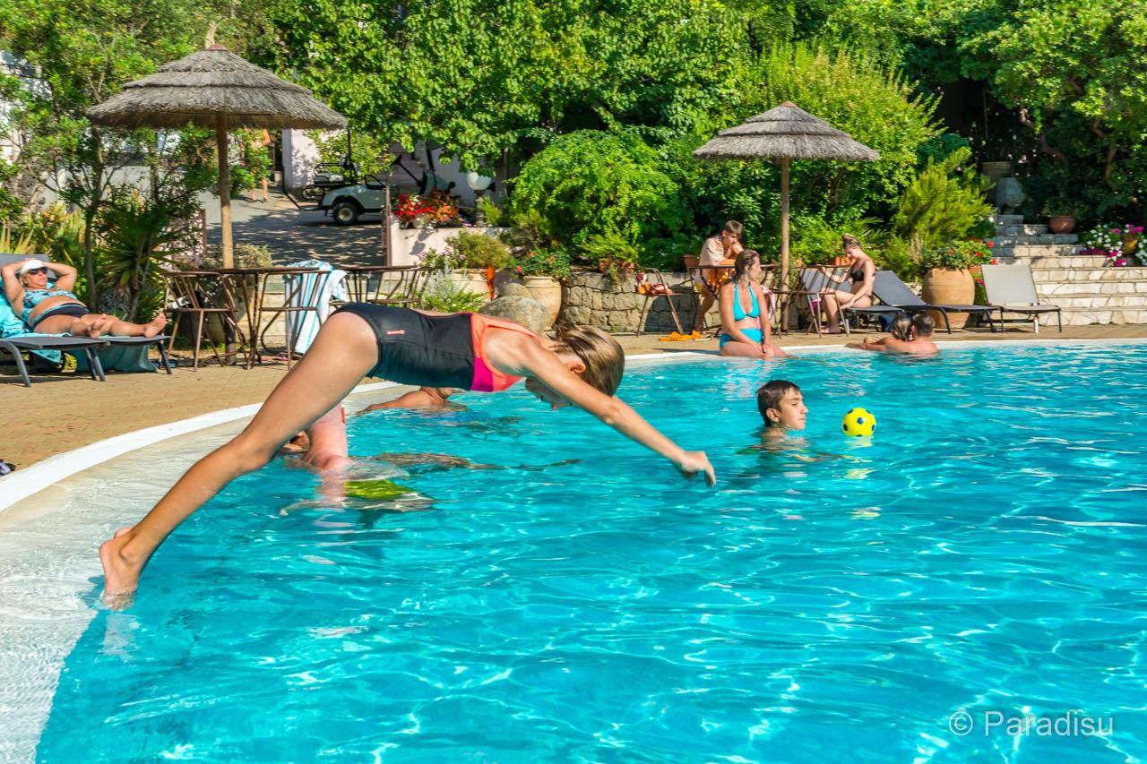 Camping Korsika 2 - U Prunelli Pool