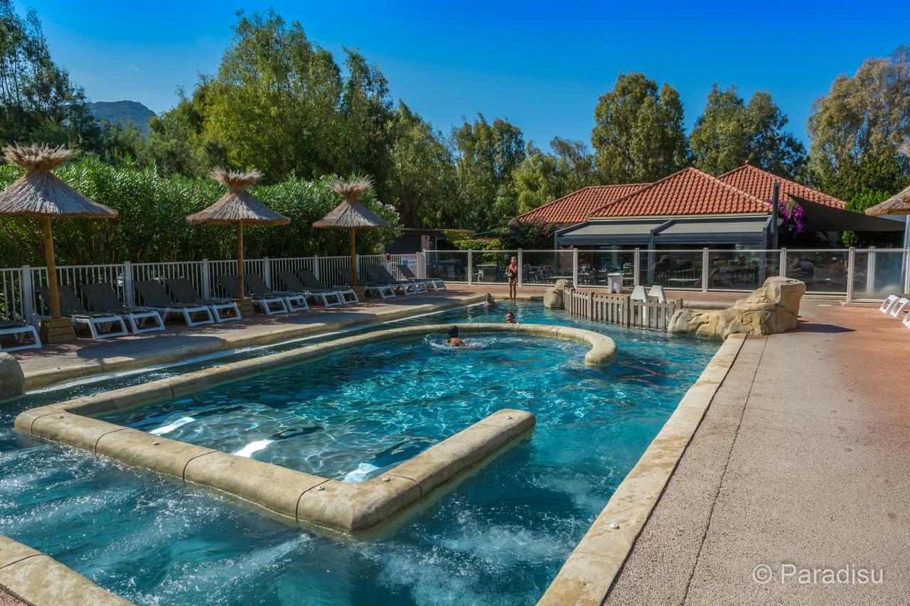 Camping Korsika 4 - La Pinède Pool