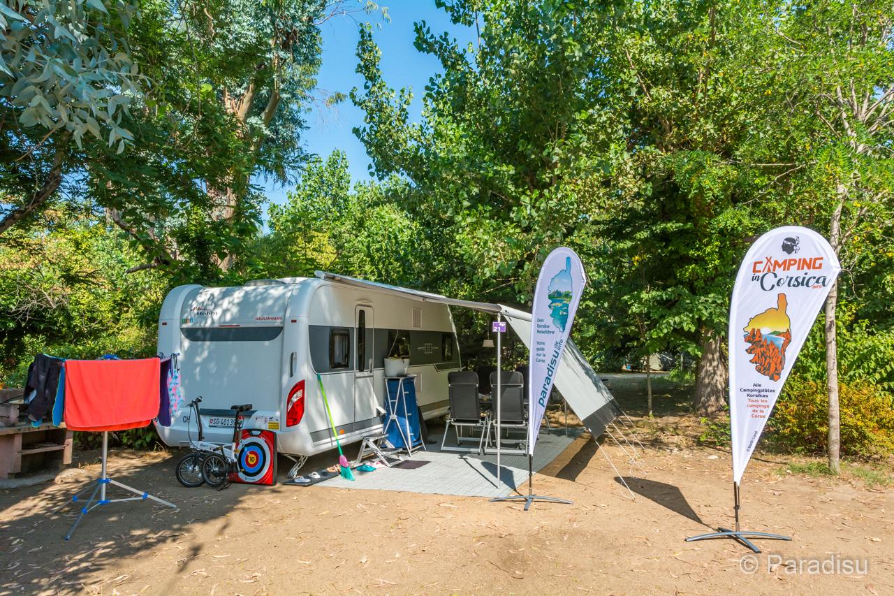 Camping Korsika - U Prunelli