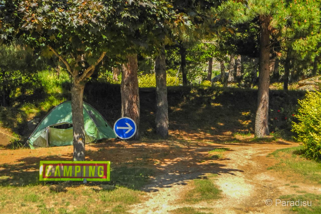 Camping L'Arimone