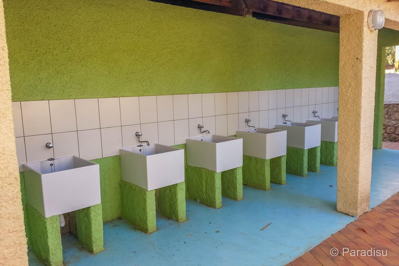 Sanitäranlage