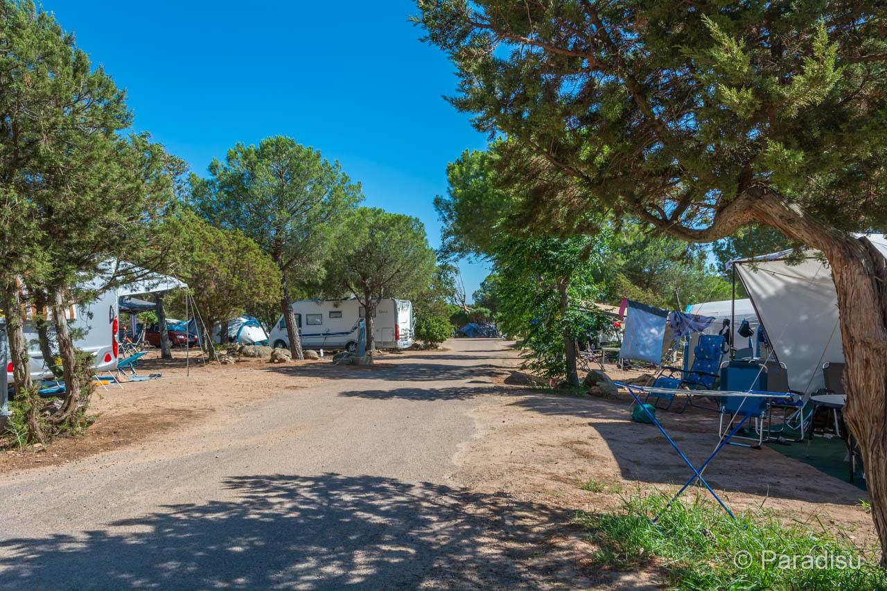 Camping Rondinara