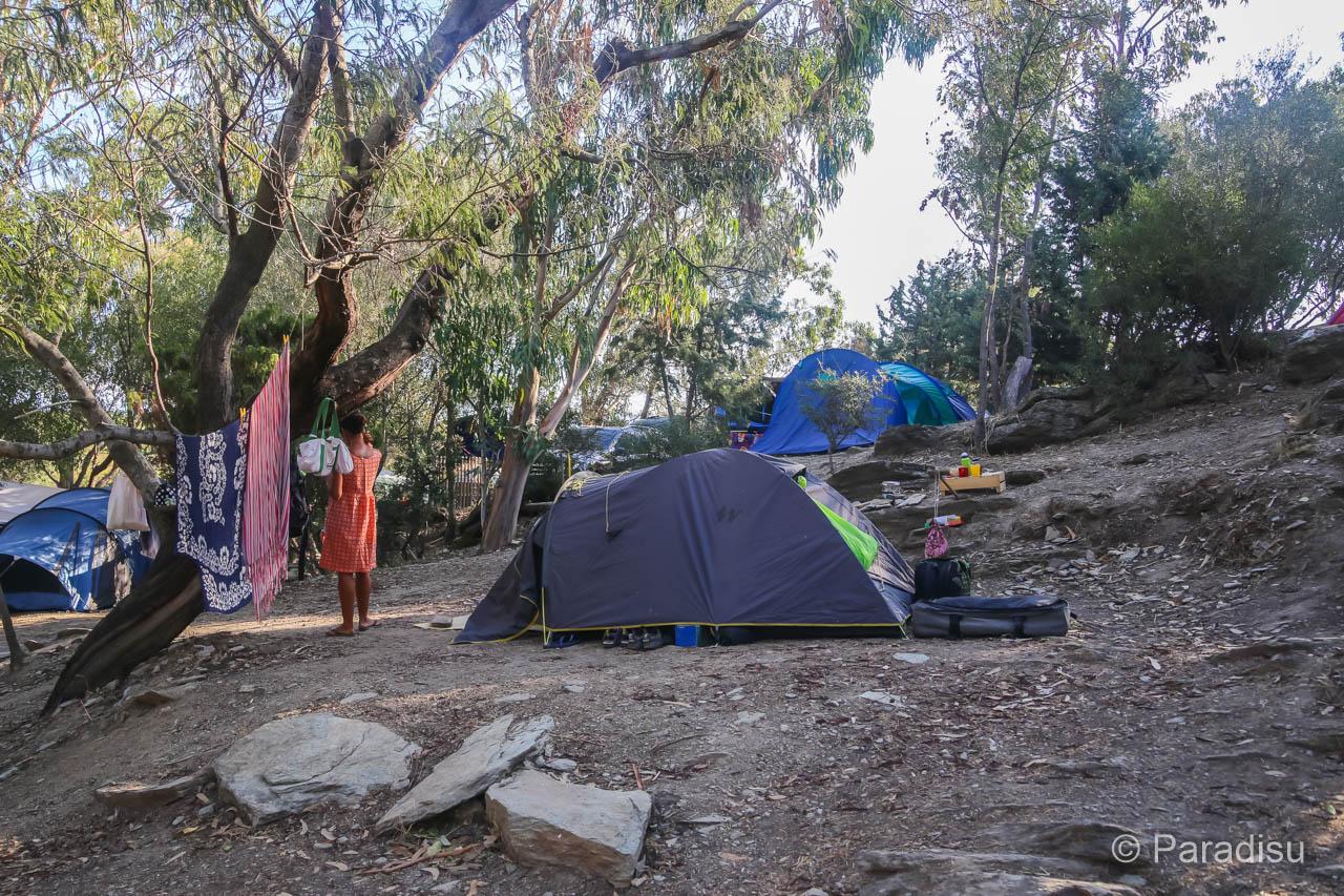 Camping U Paradisu