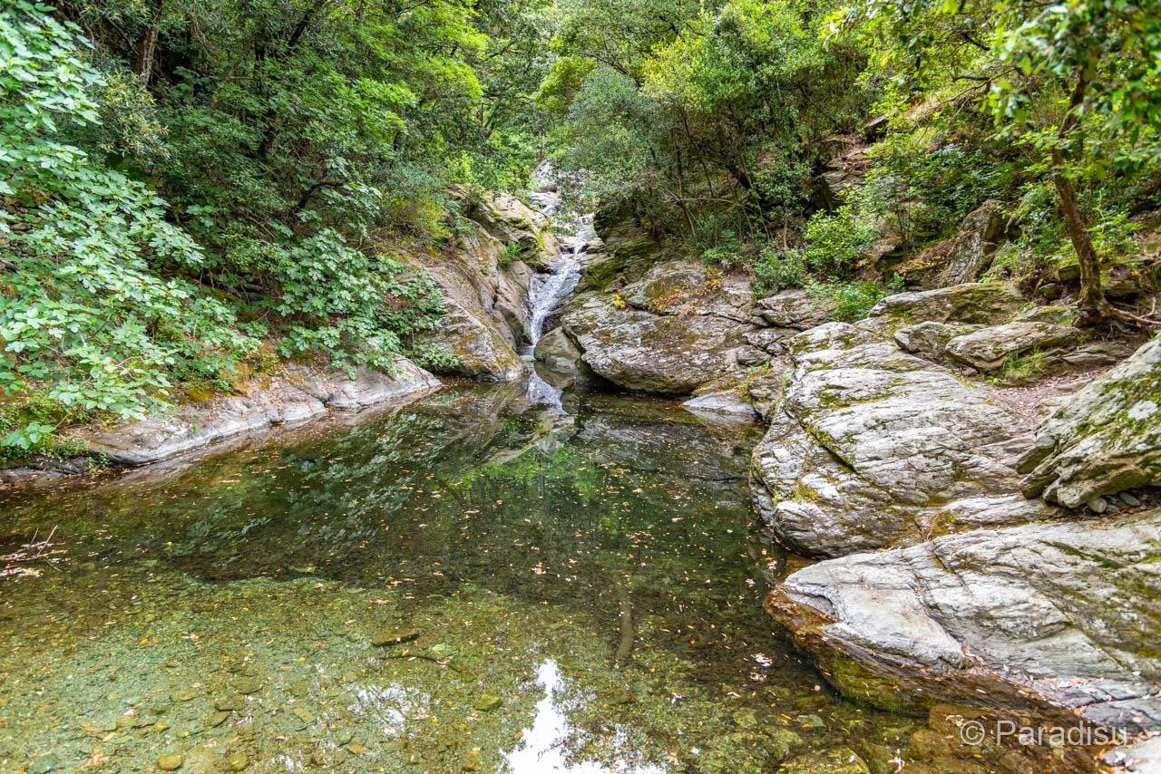 Cascade De Forci