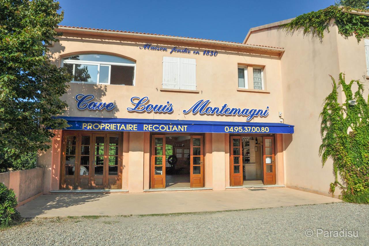 Cave Louis Montemagni