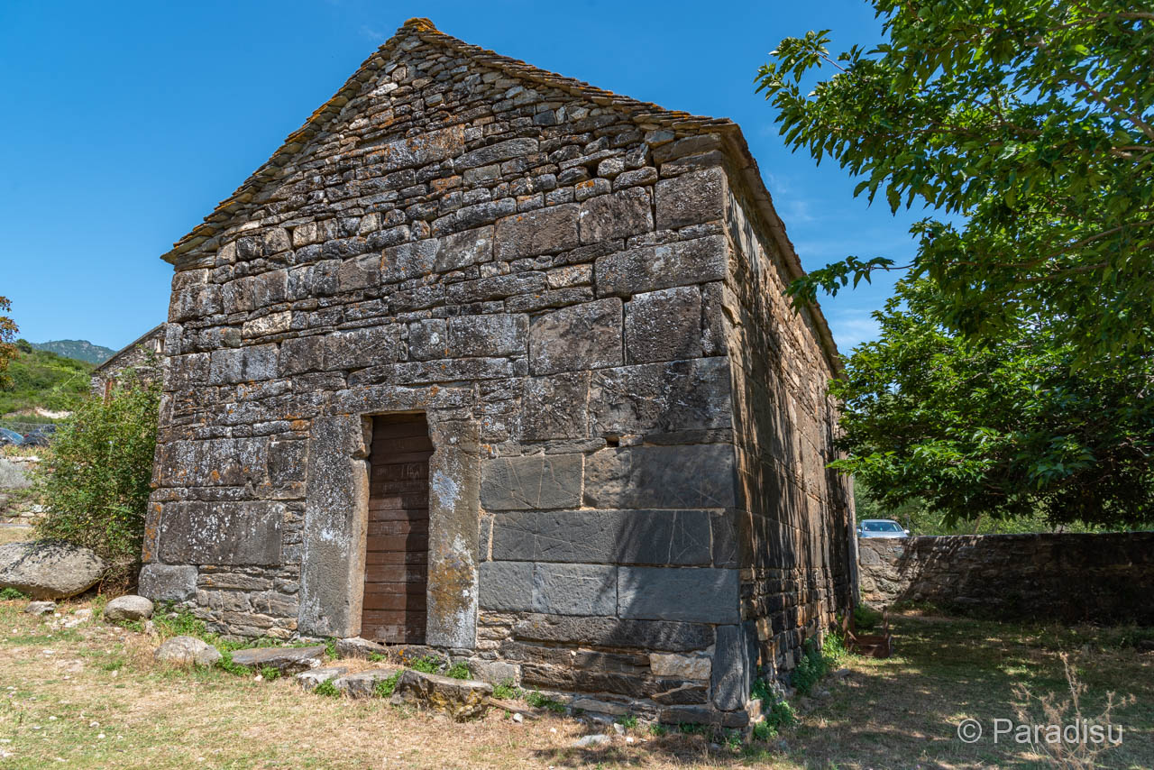 Chapelle Saint-Jean-Baptiste D'Altiani