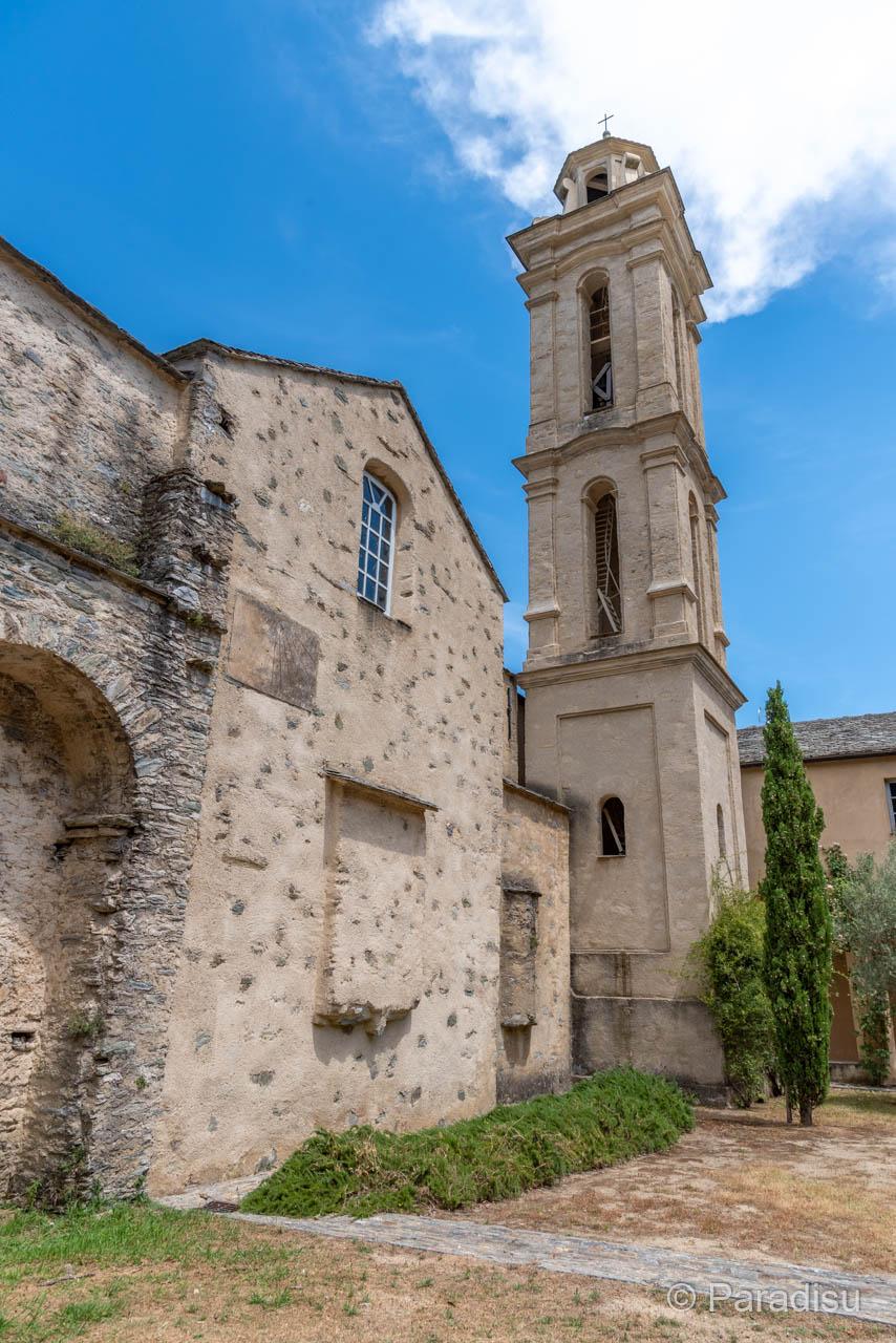 Kloster Von Alesani - Couvent D'Alesani