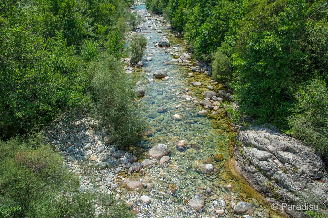 Cruzzini - Pont D'Azzana