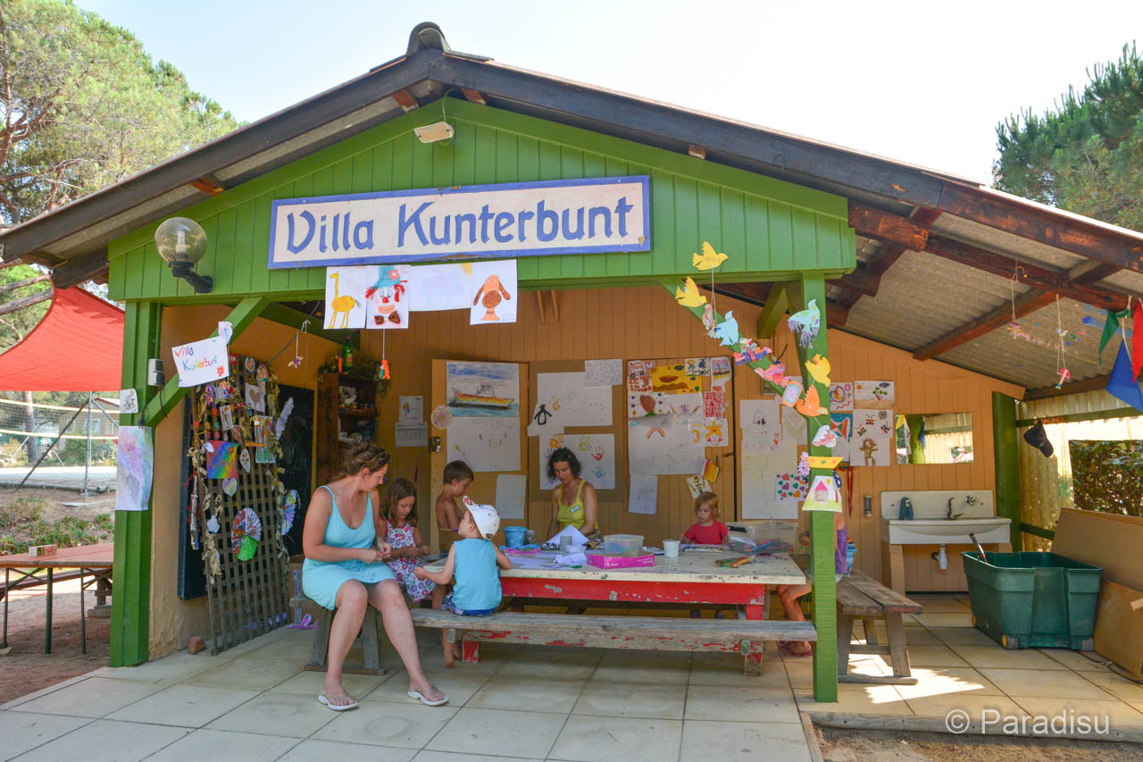 Villa Kunterbunt Im Feriendorf Zum Störrischen Esel