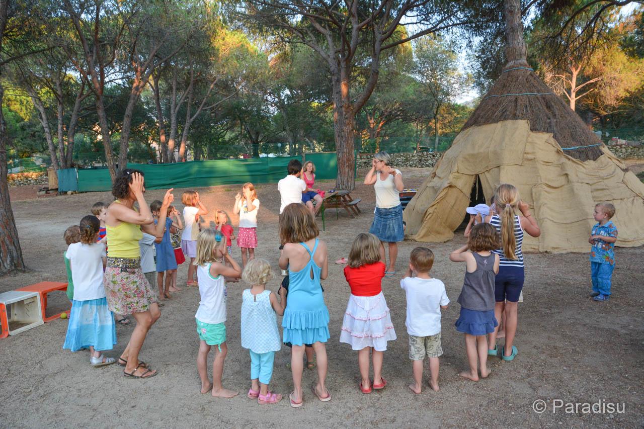 Kinderprogramm Feriendorf Zum Störrischen Esel