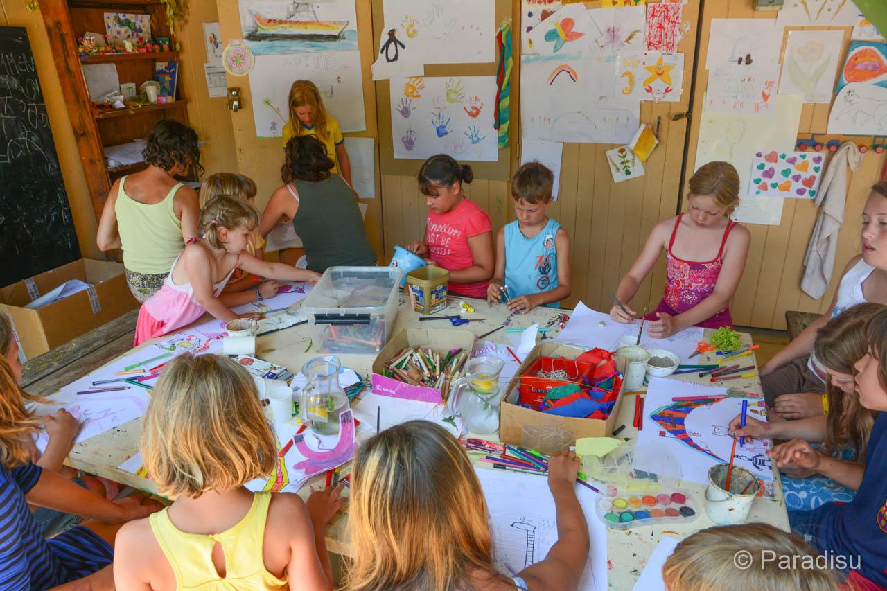 Kinderclub In Der Villa Kunterbunt