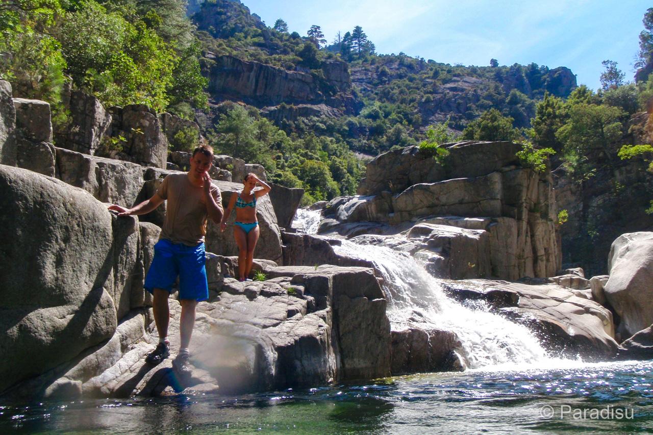 Flusswanderung Tavignano