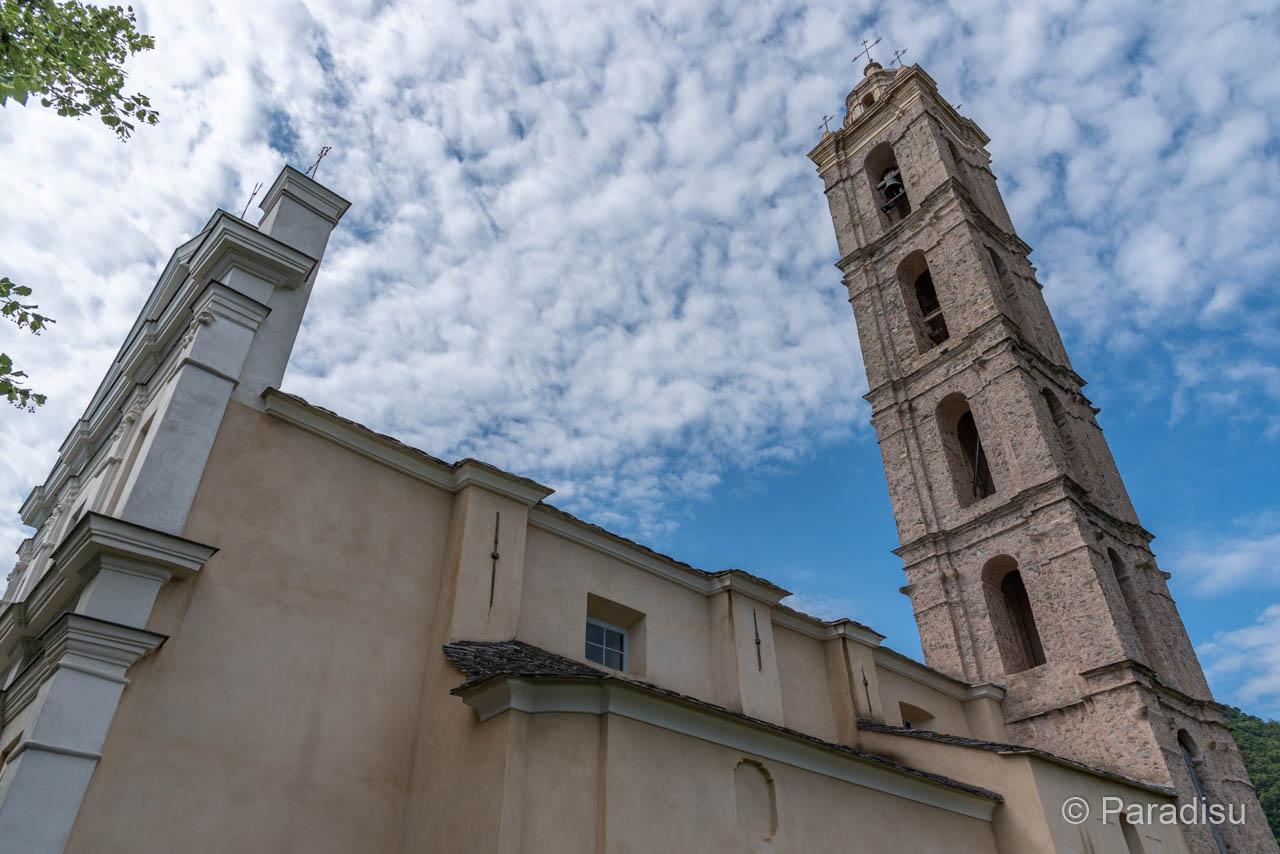 Kirche San Nicolao