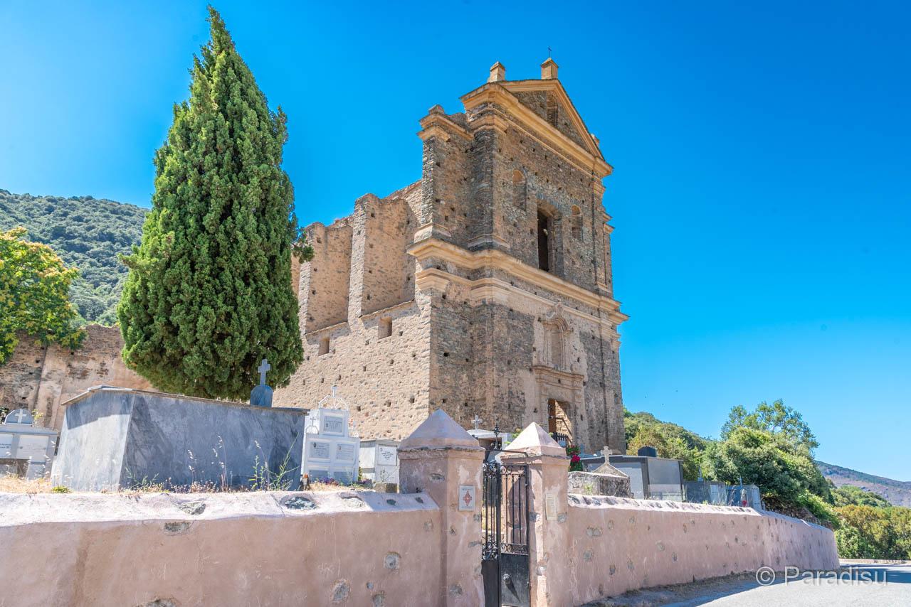 Kloster St-François De Caccia