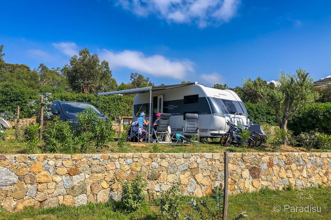 Korsika Camping Le Bodri