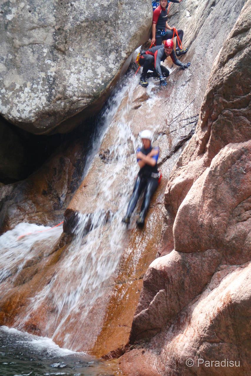 Canyoning auf Korsika