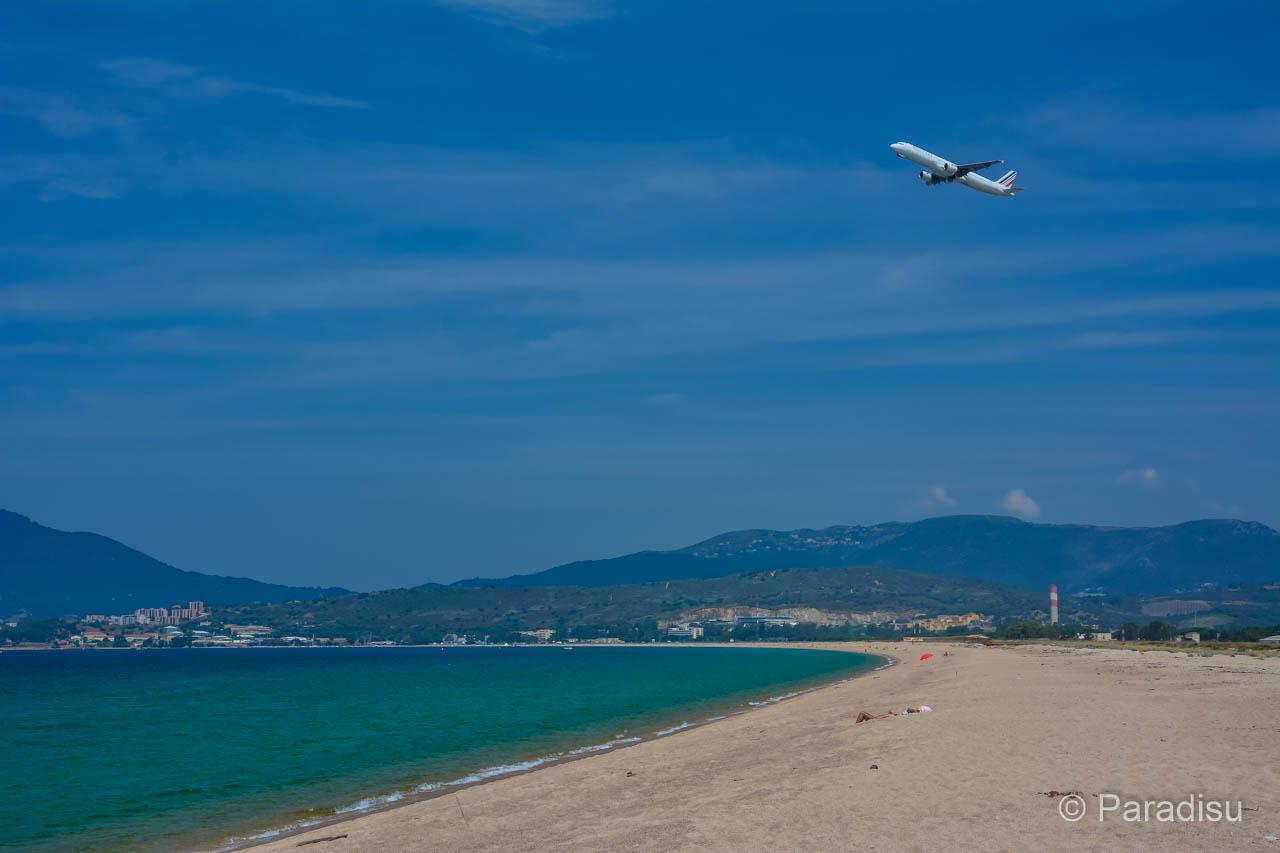 Korsika Flug