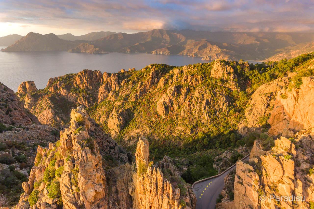 Korsika Highlights Calanche Piana
