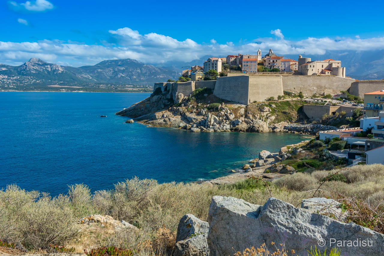 Korsika Highlights Calvi