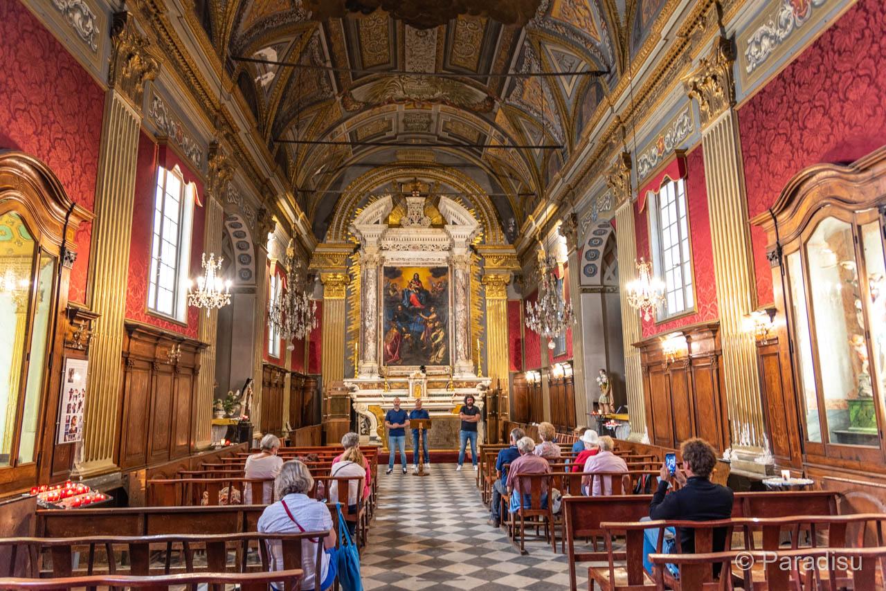 Bastia - Oratoire De L'Immaculée