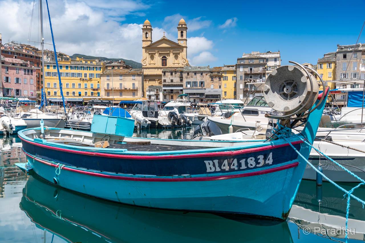 Bastia - Alter Hafen - Vieux Port