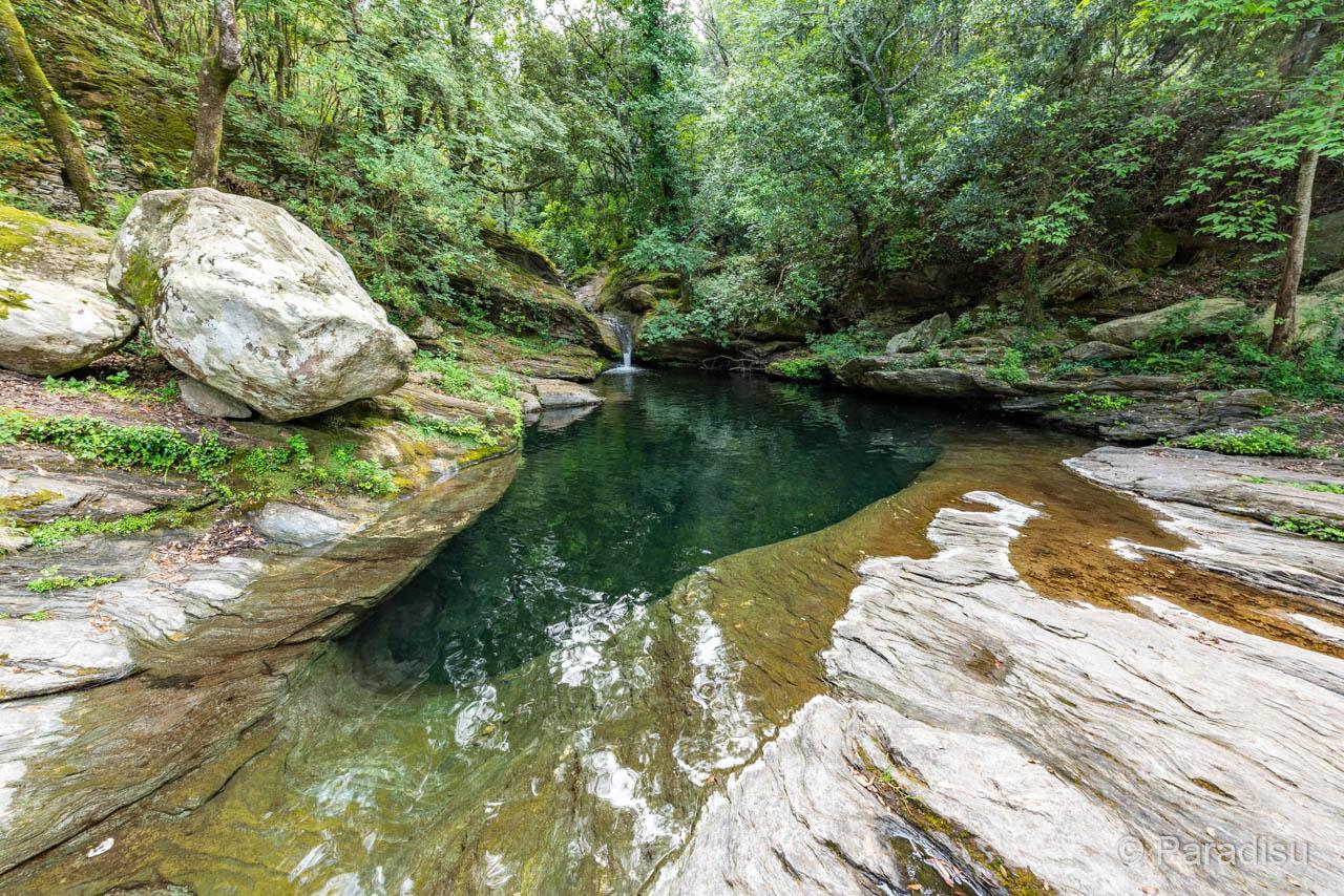 Flussbadestelle U Guadubughju