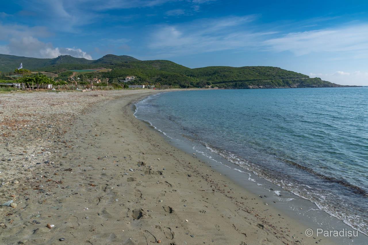Strand Von Pietracorbara