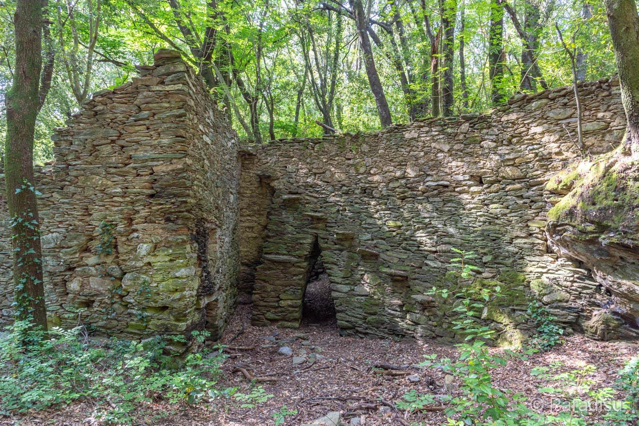 Mühle Bei Cagnano