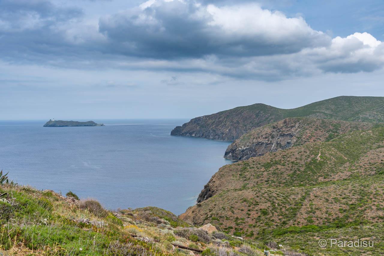 Nordwestküste Des Cap Corse
