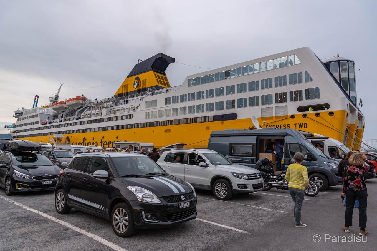 Korsika Recherchereise Juni 2021
