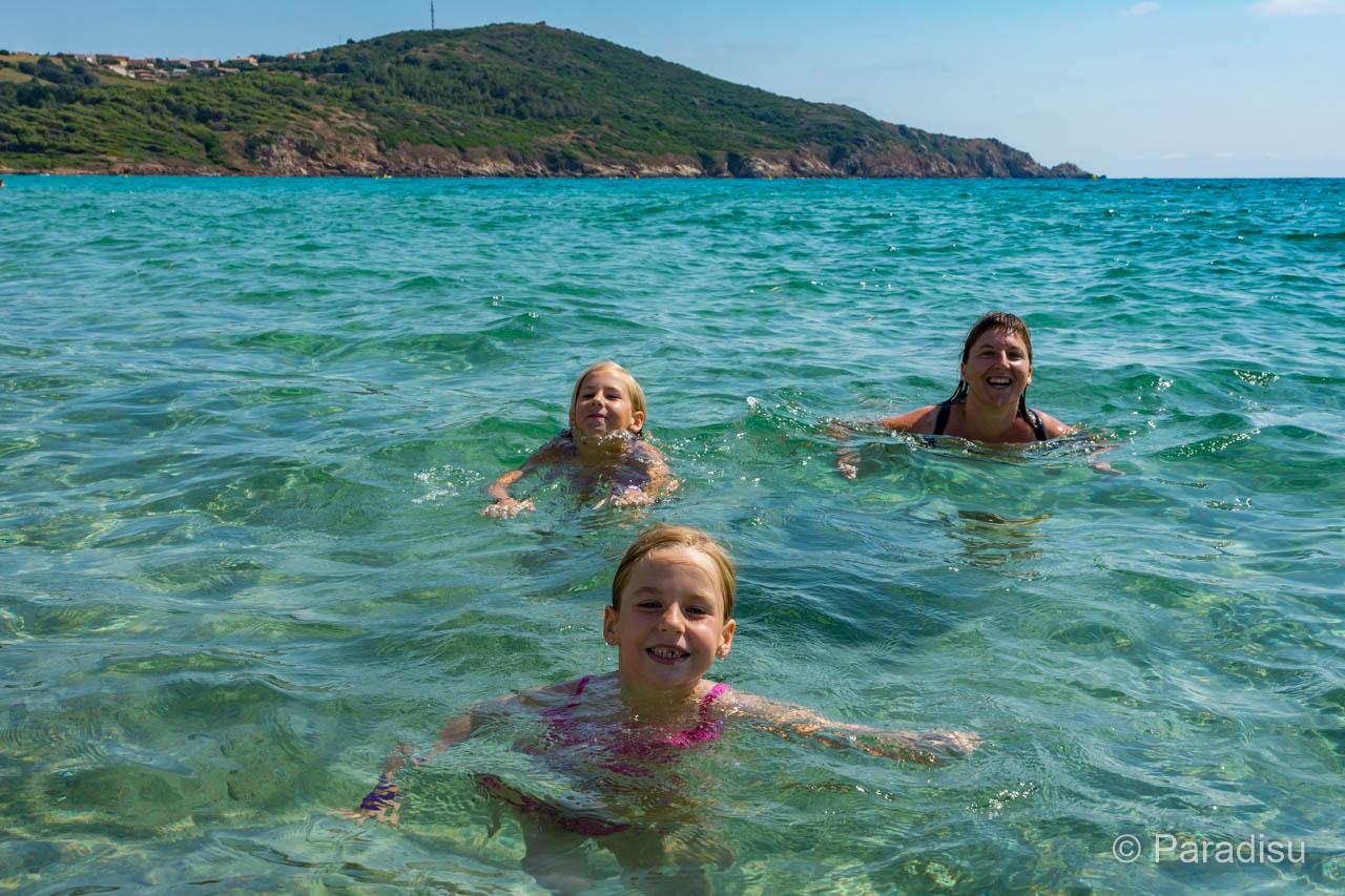 La Corse En été