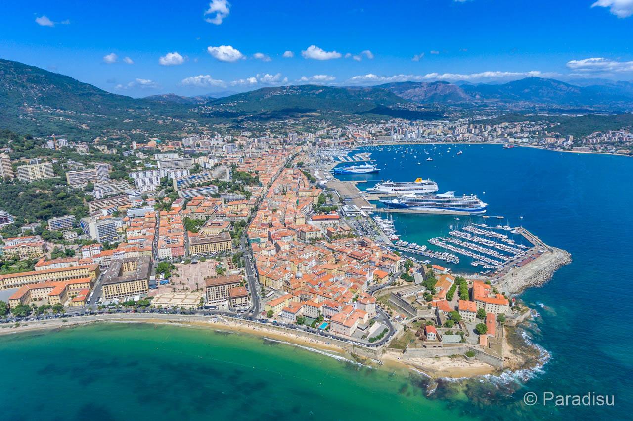 Korsika Rundreise Ajaccio