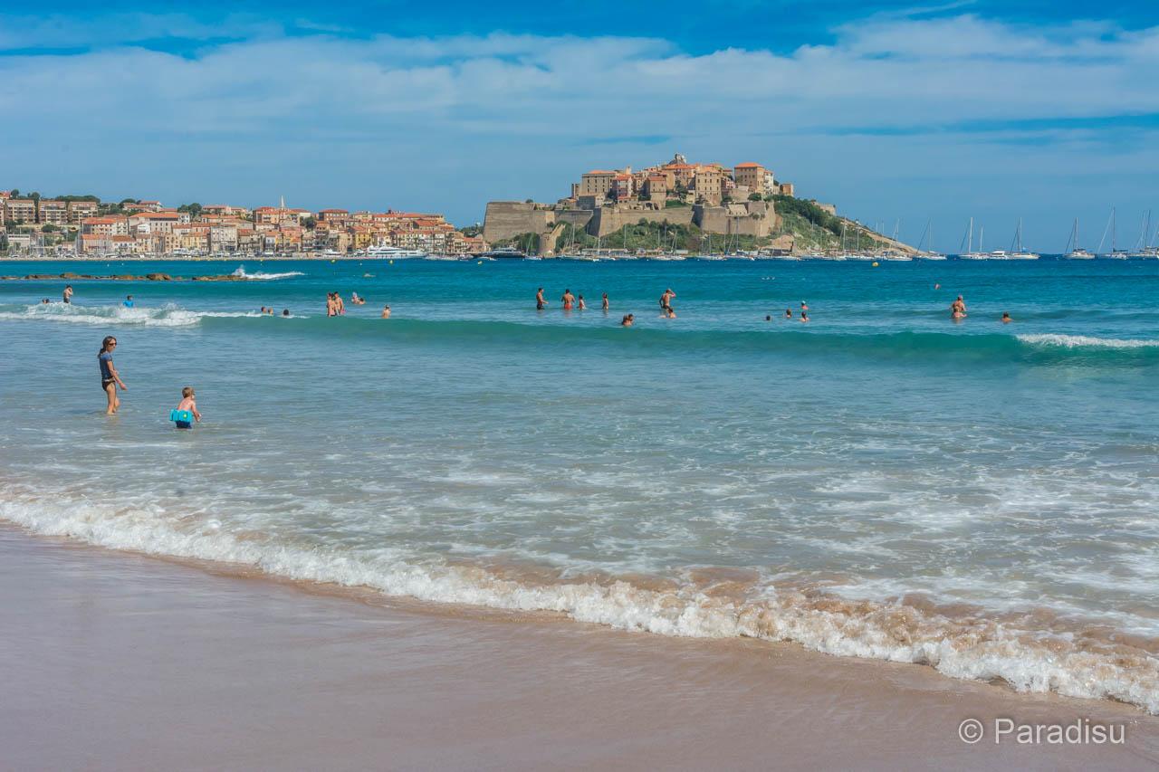 Korsika Rundreise Calvi