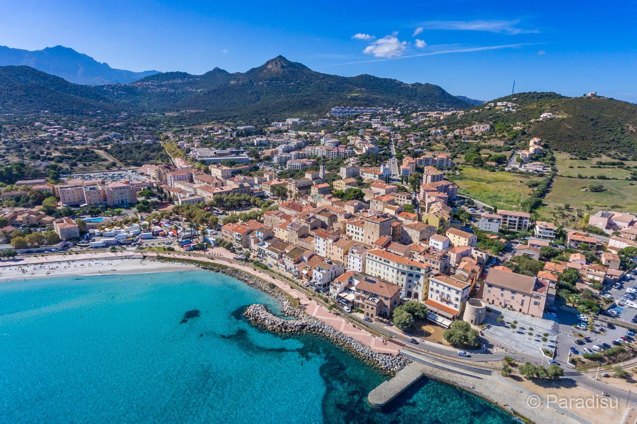 Korsika Rundreise Ile-Rousse