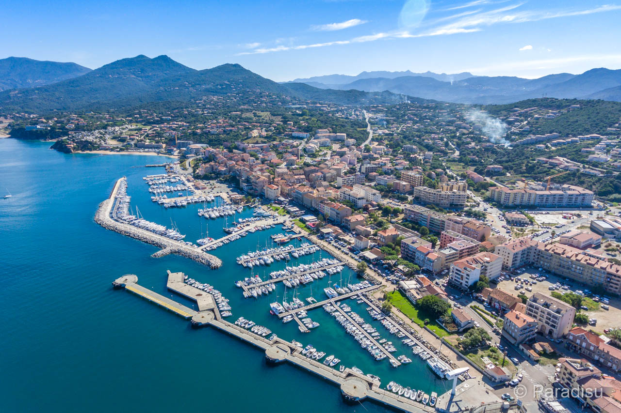 Korsika Rundreise Propriano