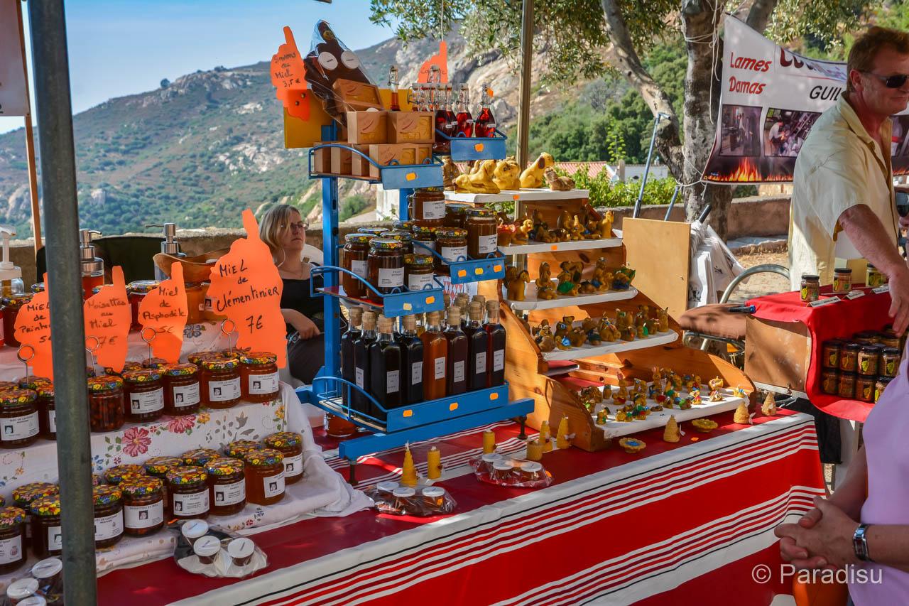 Korsika Souvenirs