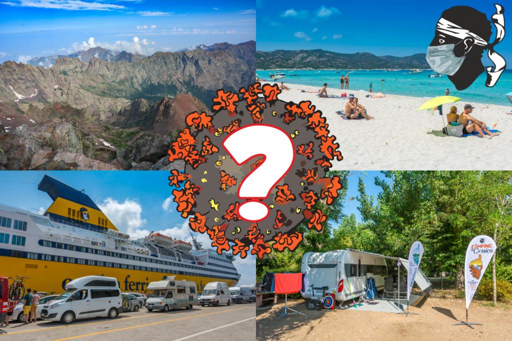 Korsika Urlaub 2021 Corona