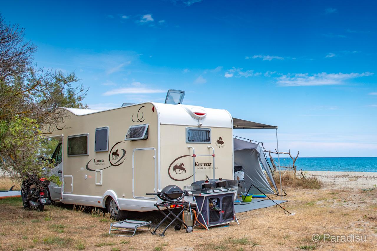 Korsika Mit Wohnmobil